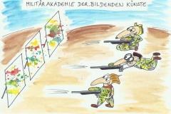 Elisabeth Semrad - Militärakademie