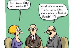 Dorthe Landschulz - Literarisches Quartett
