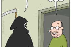 Uwe Krumbiegel - Sensenmann
