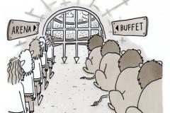 Arenabuffet