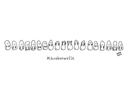 Mikrobenwelle