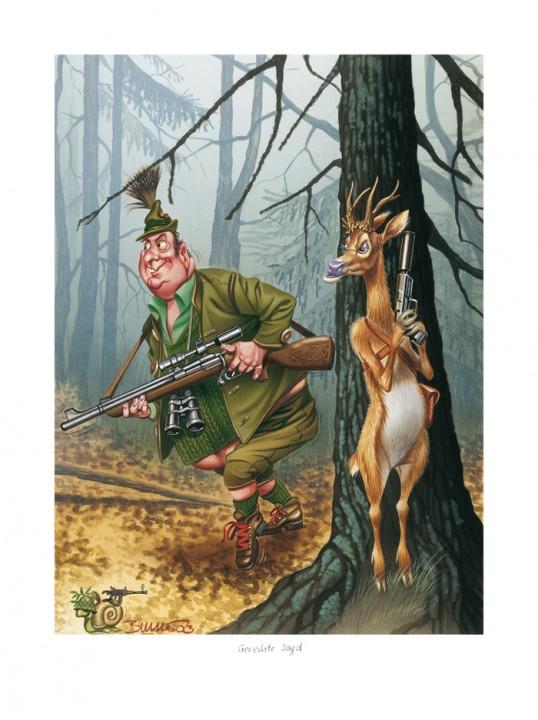Gerechte Jagd