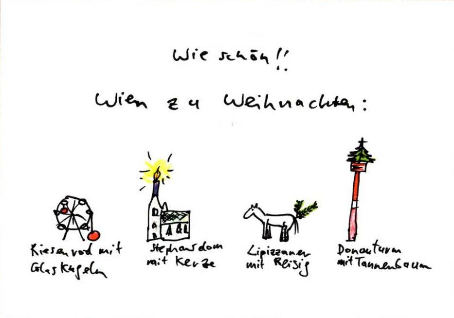 Wien zu Weihnachten