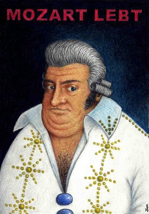 Mozart lebt