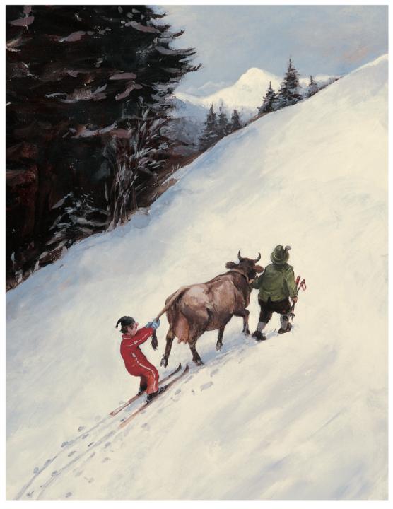 Skischaukel