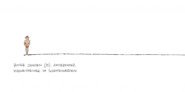 Denis Metz - Schattenwerfen