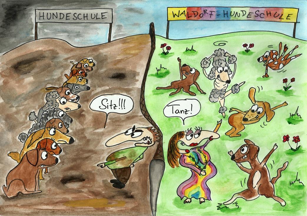 Elisabeth Semrad - Waldorf-Hundeschule