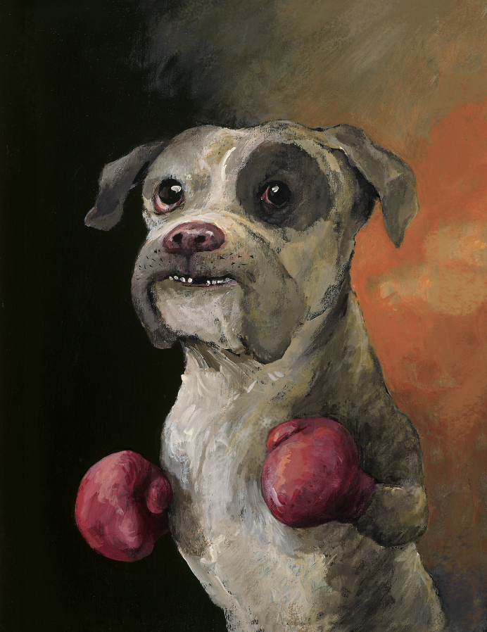 Rudi Hurzlmeier - Boxer