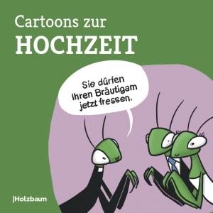 Cartoons zur Hochzeit U1 Web