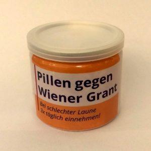 Pillen gegen Wiener Grant