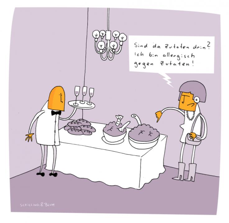 Schilling & Blum - Buffet