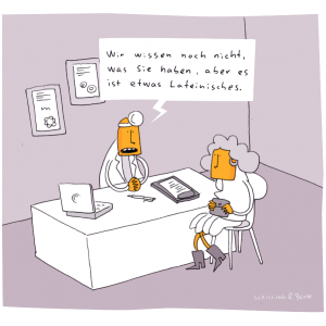 Schilling & Blum - Krankheitsname