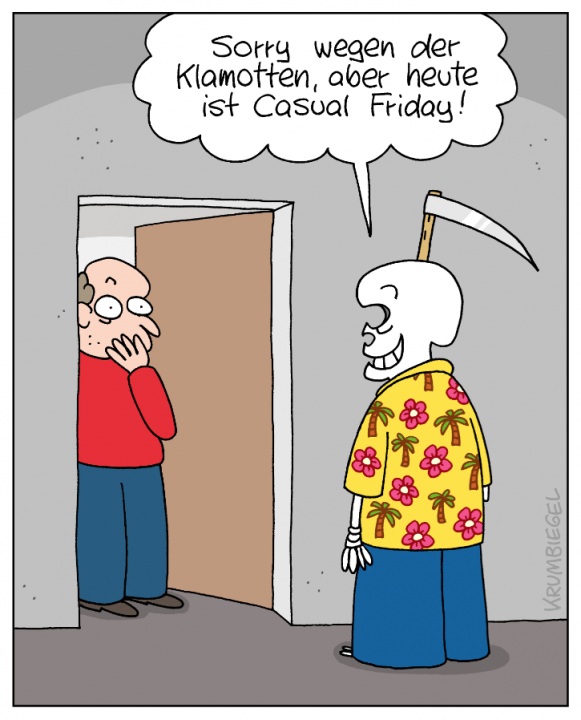 Uwe Krumbiegel Casual Friday