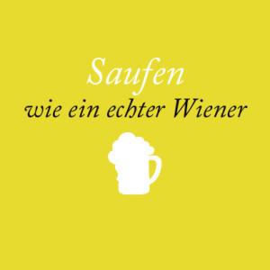 Saufen wie ein echter Wiener Holzbaum Verlag Stadtbekannt.at