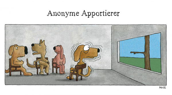 HUSE - Anonyme Apportierer