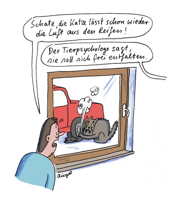 Leonard Riegel - Tierpsychologe