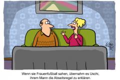 Dorthe Landschulz - Abseitsregel