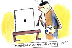 Ari Plikat - Mondrian ahnt