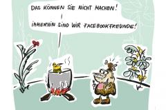 facebook Freunde_Web