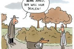 Oliver Ottitsch - Der will nur dealen