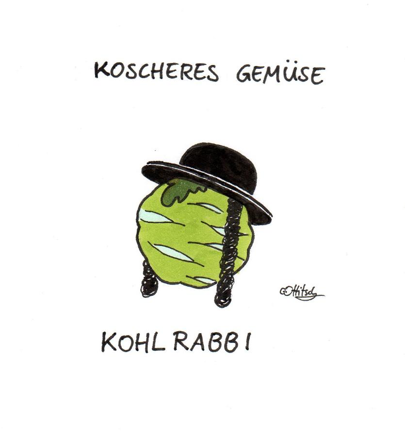 Oliver Ottitsch - Kohlrabbi