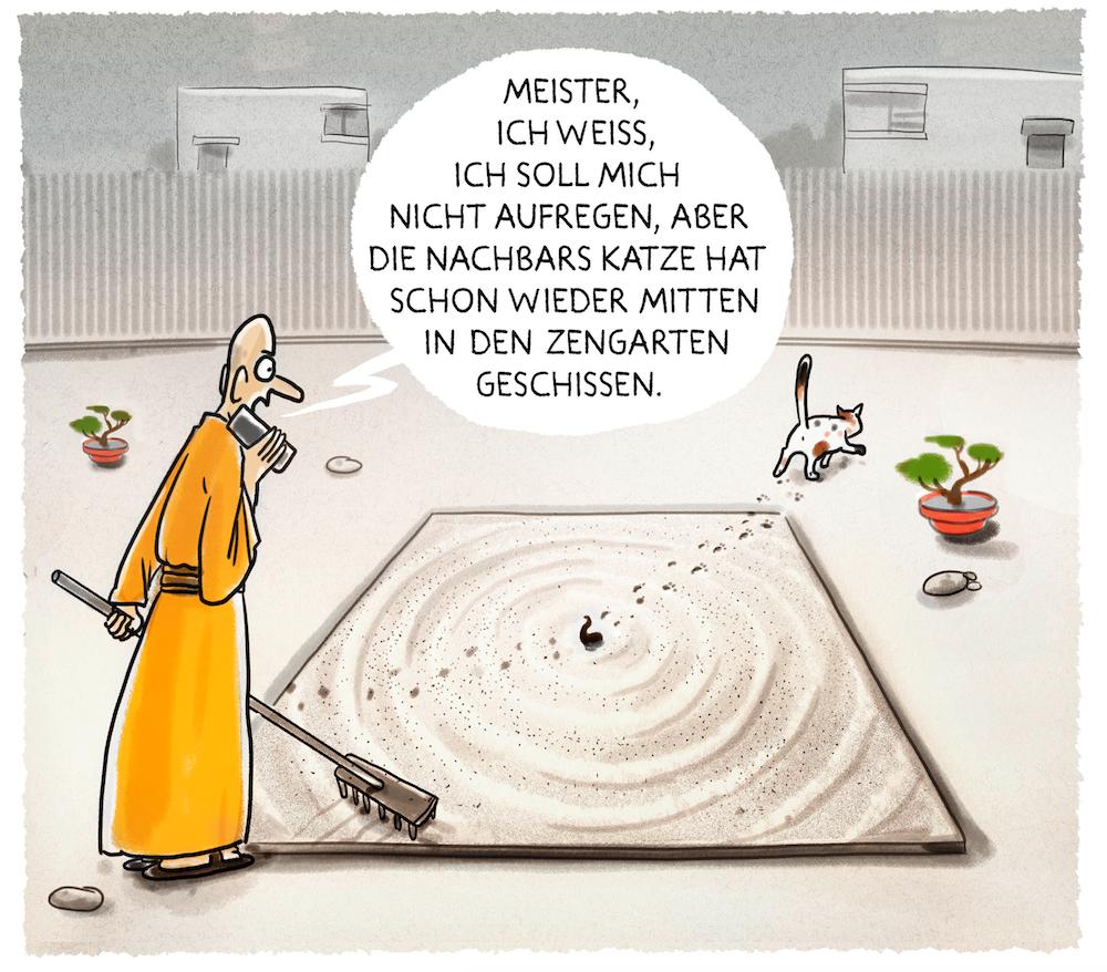 Markus Grolik - Zengarten