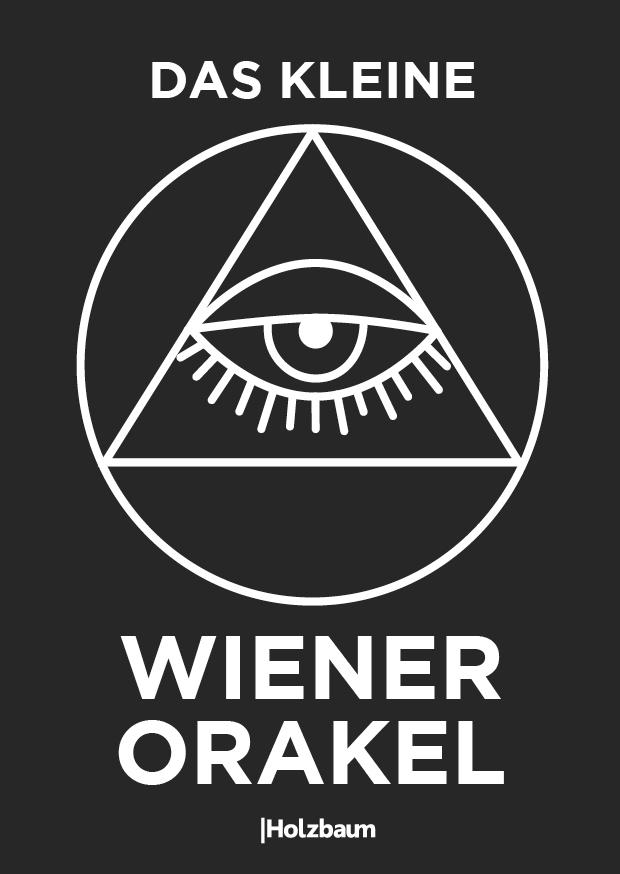 Das kleine Wiener Orakel Holzbaum Verlag Hanna Jungwirth