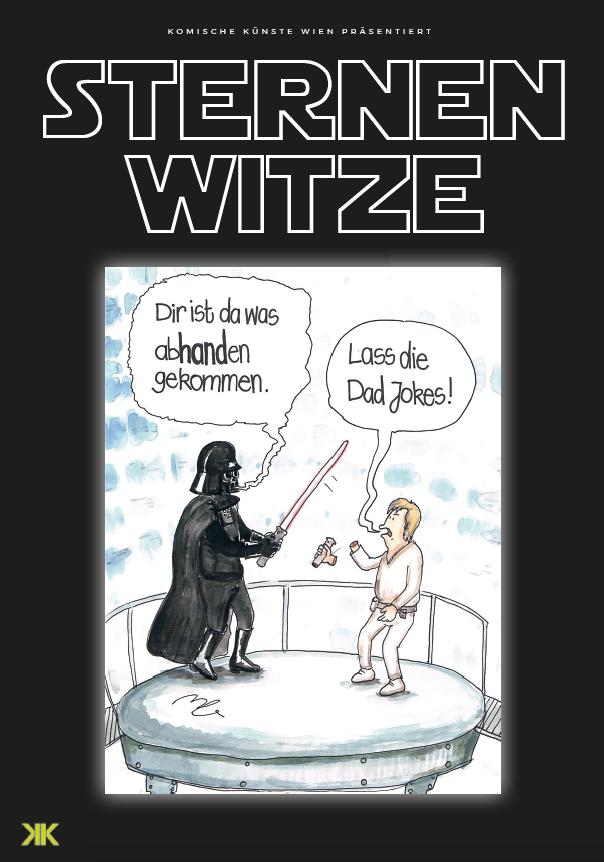 Sternenwitze Komische Künste Verlag